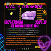 (XBOX/PC) Borderlands 3 ❗MODDED❗ GODMODE 💜 ERIDIUM & XP 💣 GRENADE ✨Level 1