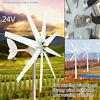 500W Wind Turbine Generator Unit 8 Blades DC 24V w/ Power Charge Controller