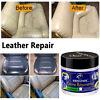 Leather Seat Repair Filler Cream Restore Car Seat Sofa Scratch Rip Scuff Holes