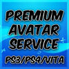 🔥 Playstation Premium Avatar Service PSN/PS3/PS4/Vita 🔥