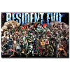 Resident Evil 6 All Characters Canvas Poster Art Prints 8x12 20x30inch