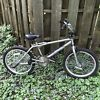 GT Dyno Zone Chrome Mid-School Freestyle Bicycle