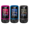 Original NOKIA C2-05 GSM Unlocked Slide Touch &Type Phone FM Mobile Phone