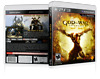 God of War: Ascension - Replacement  PS3 Cover And Case. NO GAME!!