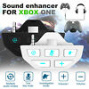 Headset Audio Wireless Game Adapter Headphone Converter for Xbox One Controller