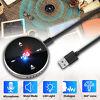 USB Conference Microphone w/ Speaker Omnidirectional Mic For Desktop PC Laptop