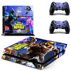 New FORT Game Stickers For Sony PS4 Console Cover Skin Controller Decal Sticker