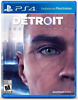 Detroit Become Human PS4 (Sony PlayStation 4, 2018) Brand New - Region Free