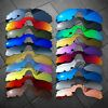 RawD Polarized Replacement Lenses for-Oakley Radar Edge Vented OO9184 Options