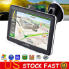 7 Inch HD Car GPS Navigation Android 8GB Quad-core Automobile 3D Navigator Smart