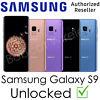 NEW Samsung Galaxy S9 G960U 64GB AT&T T-Mobile Sprint Verizon Factory Unlocked