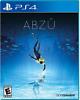 ABZÛ (Abzu) PS4 (Sony PlayStation 4, 2016) - Brand New - Region Free