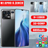 2021 New Android Cell Phone Factory Unlocked Smartphone Dual SIM Ten Core 128GB
