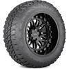 Americus Rugged M/T Mud-Terrain Tire - 35X12.50R22 121 Q LRF 12PLY 35 12.5 R22