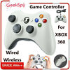 Wired/Wireless Game Controller Used For Microsoft XBOX 360 One & PC Gamepad US