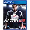 Madden NFL 18 PS4 [Brand New]