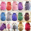 Small Pet Coat Dog Jacket Winter Warm Clothes Puppy Cat Sweater Coat Apparel New