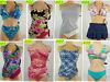 Polo Ralph Lauren Women's Swimwear 2 PC Tankini Top Bikini Bottom 6,8,10,12,14,L