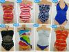 Polo Ralph Lauren Women's Swimwear 2PC Tankini Top Bikini Bottom Swimsuit Sz S,M
