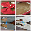 New Authentic Womens Men's Toms Classic Slip On Red Canvas Shoes sizes 8 9 Olive