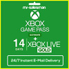XBOX LIVE 14 Day GOLD + Game Pass ( Ultimate ) Trial Code INSTANT DISPATCH