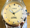 Rare Oris 17 Jewels Shock Proof Swiss Made Wrist Watch Shipped from Japan