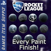 [PS4] Every Paint Finish! [Rocket League] - FAST DELIVERY