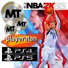 NBA2k21 MyTeam PS4/PS5 COINS 100K MT  - **FAST DELIEVERY - playeralan**