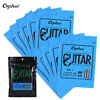 10-Pack Orphee Replacement Electric Guitar 1st E-String (.009) Nickel Alloy C7J4