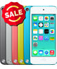 Apple iPod Touch 5th Gen 16GB 32GB 64GB MP3 Player Silver Black Red Blue colors