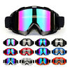 Motorcycle Motocross Race Goggles Off-road MX ATV UTV Dirt Bike Quad Trail Rider