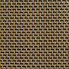 Marshall black tan Grill Cloth fabric 24x36
