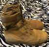 Vibram US Army Coyote Boots SPE1C1-17-D-1004 Mens Size 8.5 R Preowned