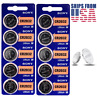 10-Pack Sony CR2032 DL2032 ECR2032 CMOS Cell Lithium 3V Watch Battery, EXP 2030