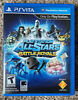 PlayStation All-Stars Battle Royale PS Vita (Sony PlayStation Vita, 2012)