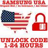 UNLOCK CODE SERVICE AT&T ATT SAMSUNG GALAXY S20 S20+ S20 ULTRA Z FLIP SM-F700U