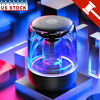 BID!Bluetooth Speaker Wireless LED Colorful Stereo Heavy Bass TF/AUX C7 Pro
