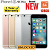 Sealed Apple iPhone 6S Plus / 6S Unlocked 64GB 128GB Smartphone 1 Yr Warranty
