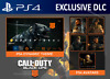 Call of Duty Black Ops 4 DLC | PS4 Dynamic Theme & Avatars | Exclusive DLC Code