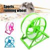 Hamster Wheel Running Exercise Toy Scroll Silent Mouse Rat Gerbil Small Pet Toy