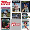 2020 Topps Heritage 251-500 - Rookies- SP - Action - Chrome - Refractor - Insert