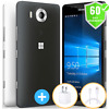 Microsoft Nokia Lumia 950 32GB AT&T Unlocked Smartphone RM-1105 Window 10, 20MP