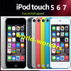 Apple iPod Touch 5th 6th 7th Generation |16GB 32GB 64GB 128GB 256GB| All Colors