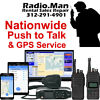 Nationwide Push to Talk & GPS Tracking Two Way Radio Service 4G Network Guide
