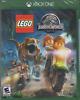 LEGO Jurassic World Video Game-Microsoft Xbox One-2015-New-Sealed