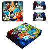PS4 Pro Console Skin Decals Dragon Ball Z Vinyl Decals Sticker Wrap Controllers