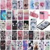 For Apple iPod Touch 6th /5th Gen Flip Wallet Leather Magnetic Stand Case Cover