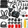 GoPro HERO Action Camera Accessories 77 in 1 Kit for Gopro 9,8, 7, 6, 5, 4. Case