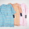 Polo Ralph Lauren Kids Boys Striped T-Shirt Short Sleeve Tee