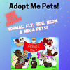 🌟 Adopt Me Pets, 🌟 LOW PRICES, Mega, Neon, Out of Game & VOLUME DISCOUNTS! 🌟